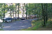 Sawnee Lake Park Campsites