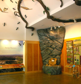 Sawnee Mountain Preserve Visitor Center