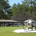 Playground at Seminole State Park