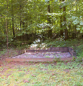 Smithgall Woods Conservation Center Primitive Campsite