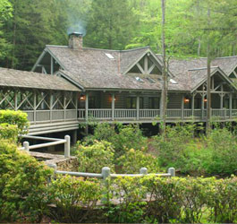 Lodge at Smithgall Woods