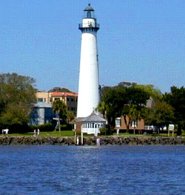St. Simons GA Lighthouse