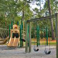 Playground at Stephen C Foster State Park