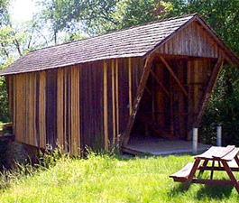 Stovall Mill Covered Bridge