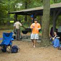 Picnic Shelter at Sweetwater Creek State Park