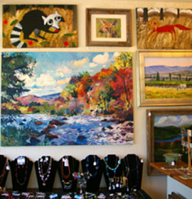 Tallulah Gallery Paintings