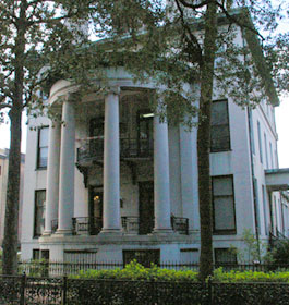 Telfair Square historic building