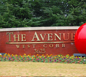 The Avenue West Cobb in Marietta GA