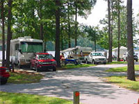 White Oak Creek Campground