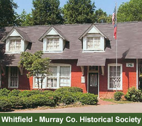 Whitfield-Murray Historical Society Center