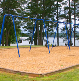 Young Deer Creek Park Playground