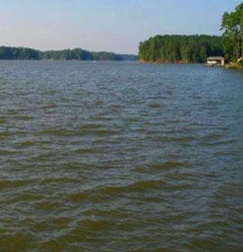 Lake Sinclair